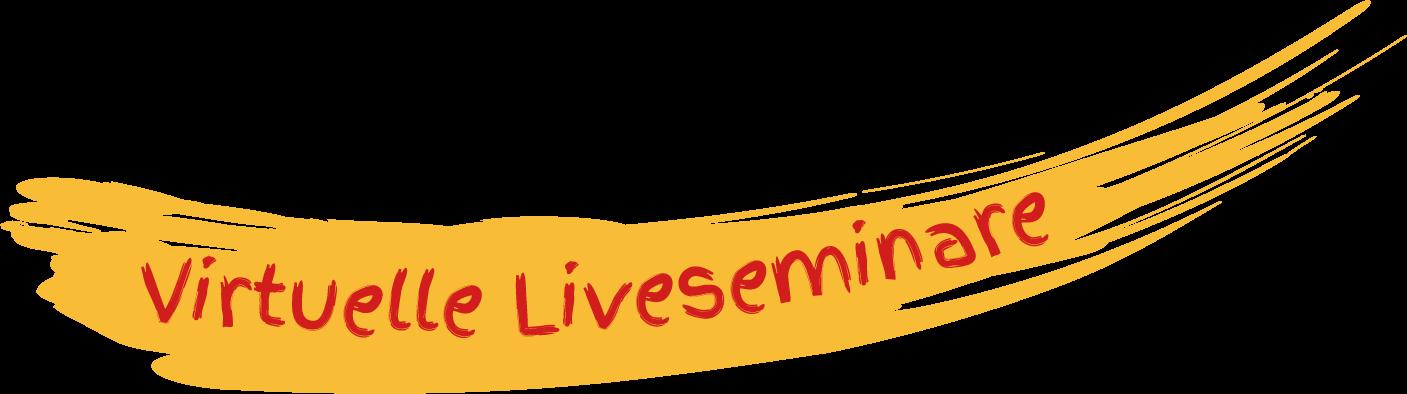 Termine virtuelle Liveseminare